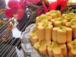 قیمت شیرینی نخودچی در بازار