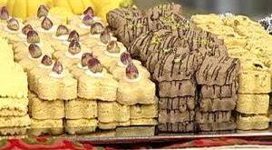 قیمت روز شیرینی نخودچی در بازار