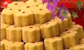 بررسی نکات مهم در پخت شیرینی نخودچی