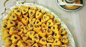شیرینی نخودچی در تبریز