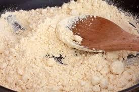 تولیدآرد نخودچی برای شیرینی