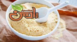 فروش آرد نخودچی به صورت عمده در ایران