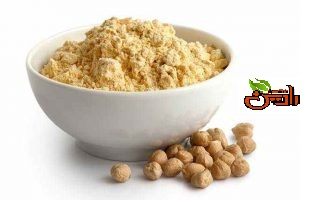انواع آرد نخودچی عرضه شده
