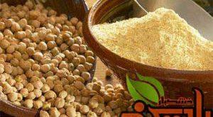 تولید آرد نخودچی
