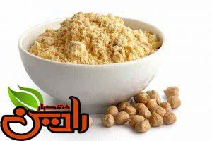 فروش عمده آرد نخودچی در تبریز