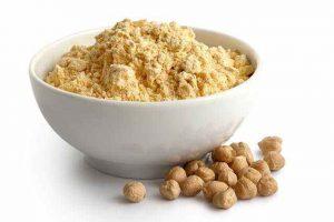 موارد مصرف آرد نخودچی