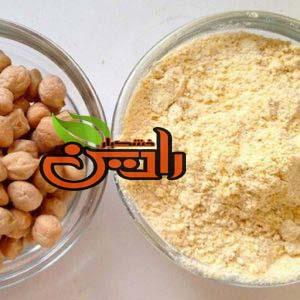 خرید و فروش آرد نخودچی در ایران