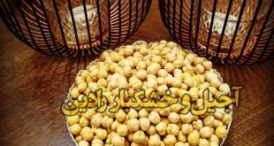 صادرات نخودچی ایران