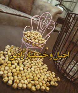 صادرات نخودچی ممقان
